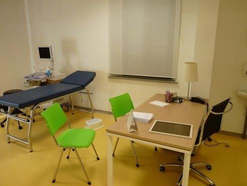 Interno Biomedical Centromedico a Pisa